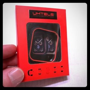 Umtele Accessories - Apple I-watch case, series 4